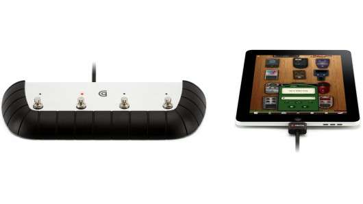 Tablet Pedal Boards