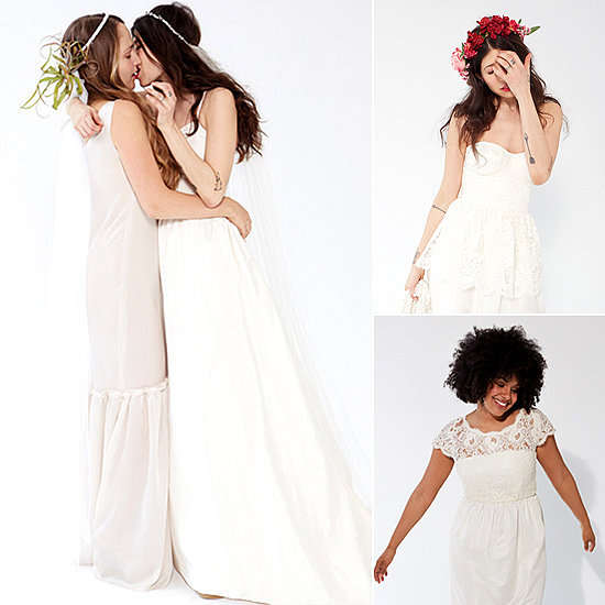 Bohemian Wedding Gowns