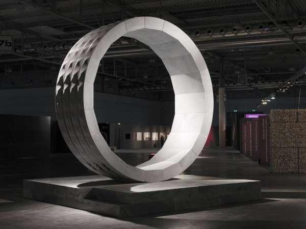 Circular Masonry Installations