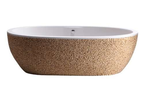 Timber Mosaic Tubs