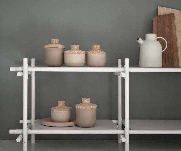 Stone Storage Jars