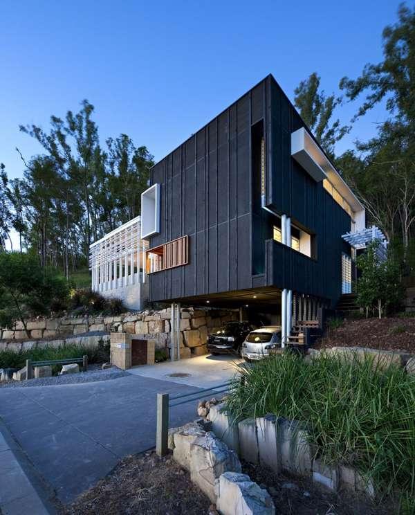 Geometric Homes