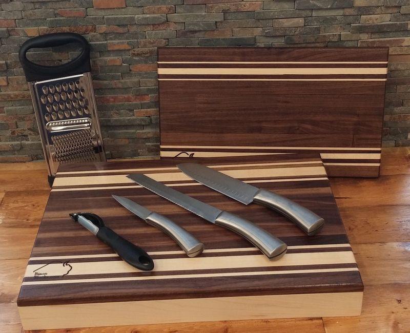Compact Storage Cutting Boards
