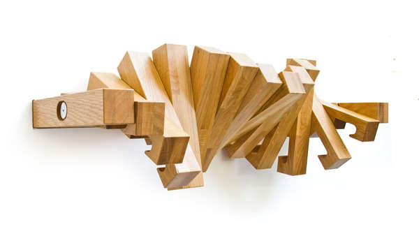 Twistable Timber Ledges