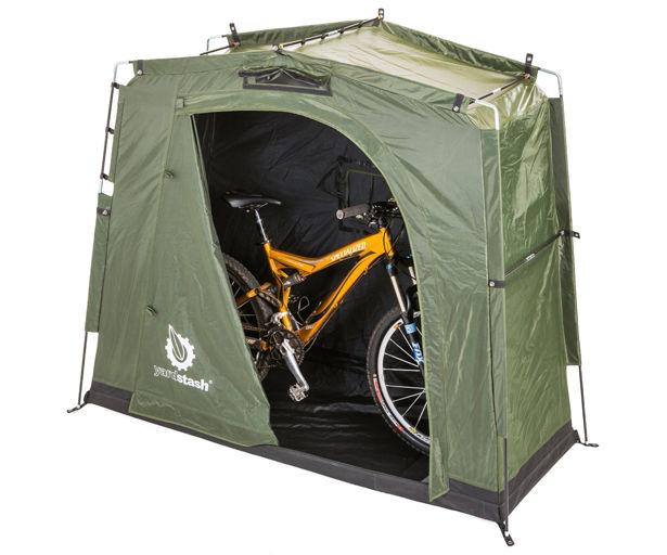 Exterior Storage Tents