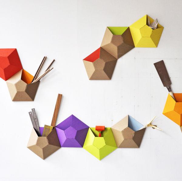 Colorful Barnacle Storage Designs