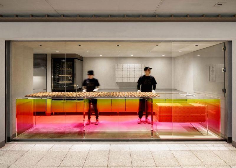 Sunburst Store Designs
