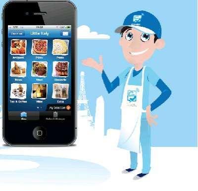 Restaurant-Ordering Apps