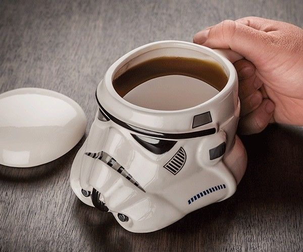 Villainous Sci-Fi Mugs
