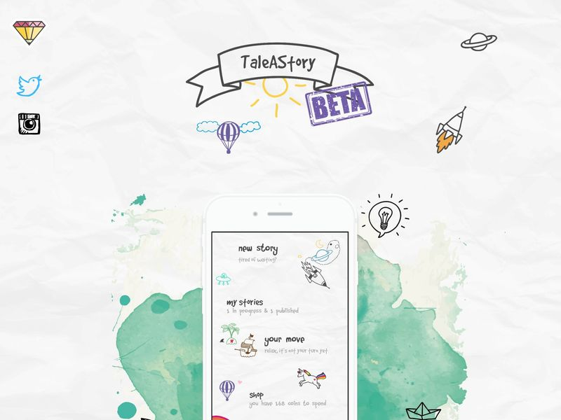 Collaborative Story Apps