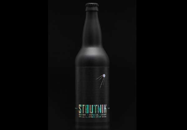 Stoutnik Beer Packaging