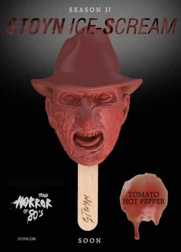 Serial Killer Ice Cream