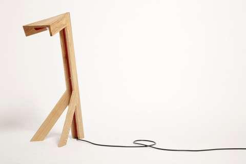 Idiosyncratic Salvaged Furniture