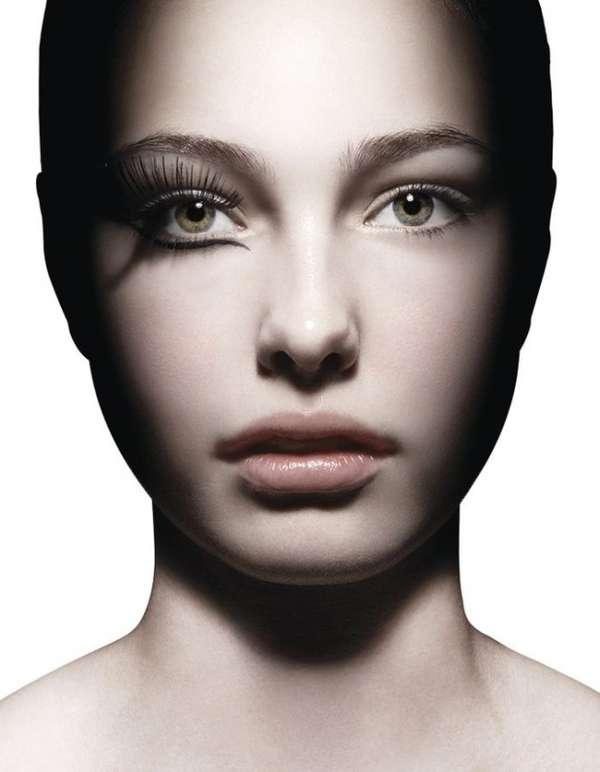 Asymmetrical Beauty Captures