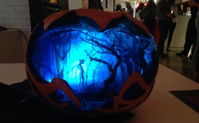 Supernatural Jack-O'-Lanterns