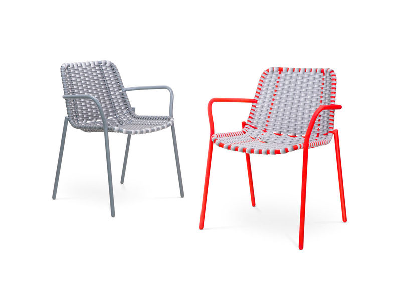 Modern Strap Chairs