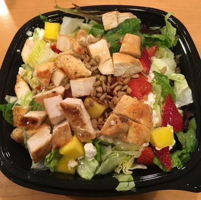 Fruity Fast Food Salads