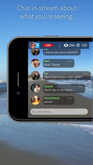 Live Broadcasting Apps