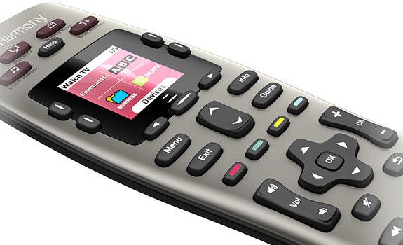 Streamlined Universal Remotes