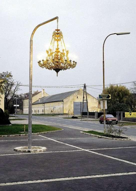 Opulent Lampposts