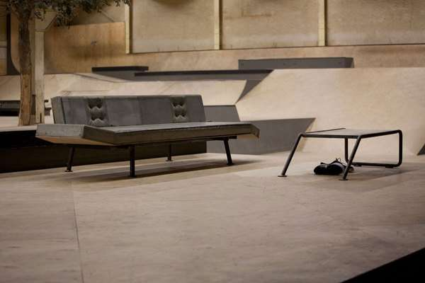 Skateable Furniture