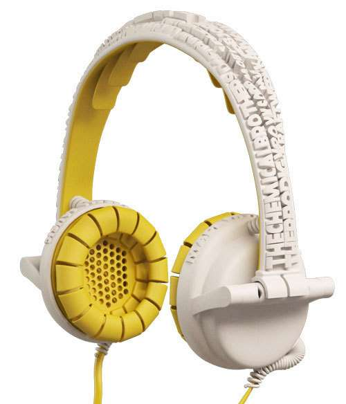 Badass 3D Headphones