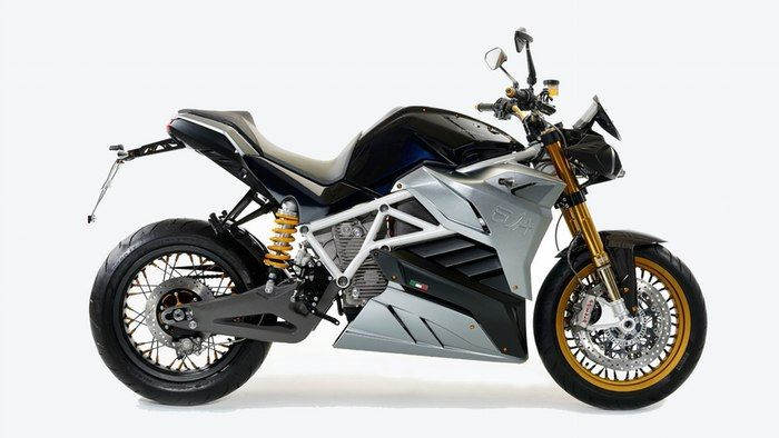 Electric Streetfighter Motorbikes