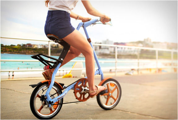 Strida Foldable Bike