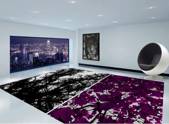 Striking Floor Decor