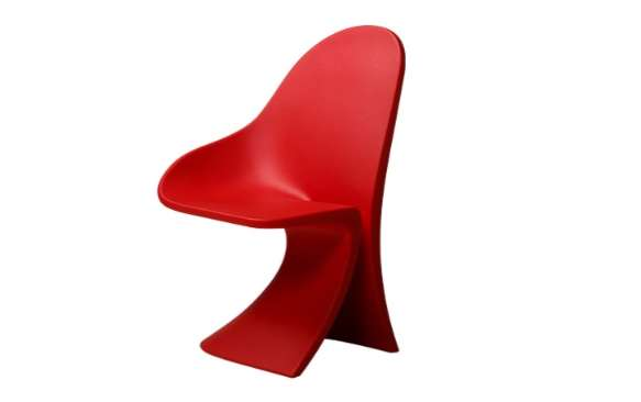 Pirouetting Perches Strip Chair