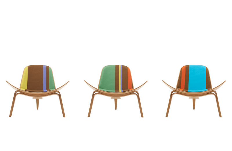 Striped Chair Collections