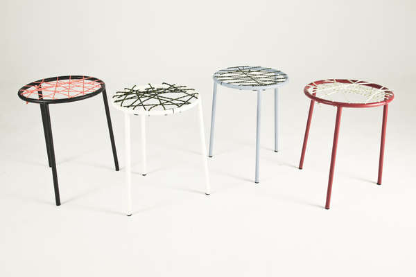 Customizable DIY String Seating