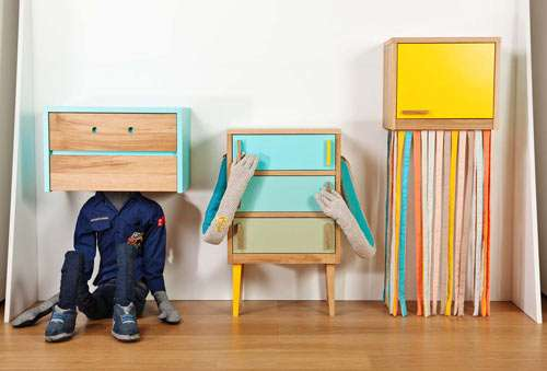 Quirky Character Furniture