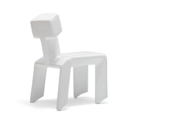 Asymmetrically Molded Seats