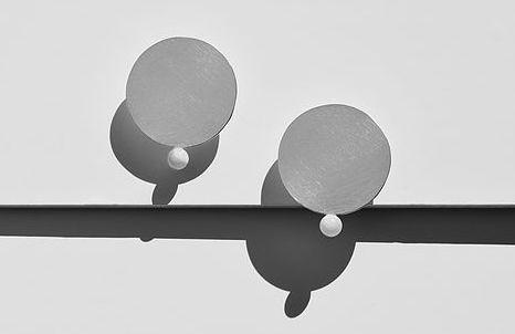 Modular Solar Earrings