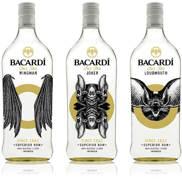 Bat-Centric Booze Branding