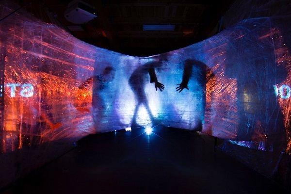 Fibrous Translucent Tunnels
