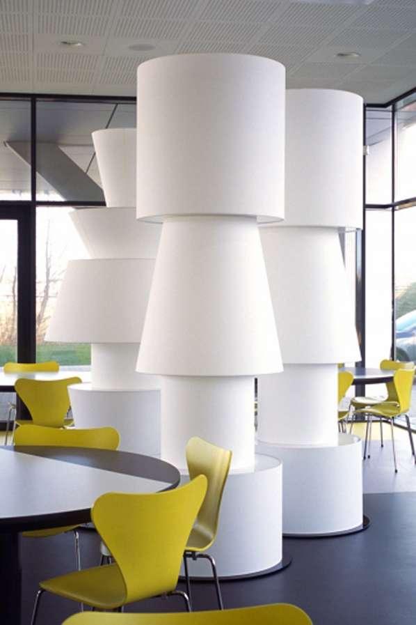 Vertical Modular Lighting