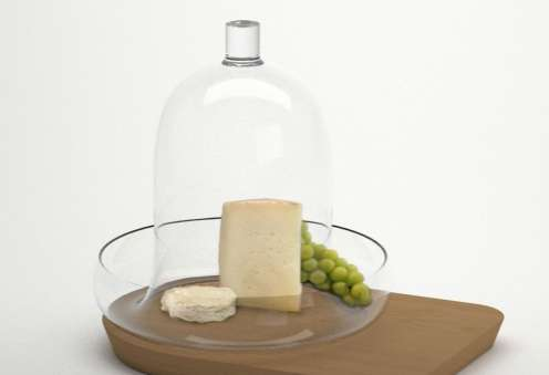 Bell-Shaped Brie-Buffers