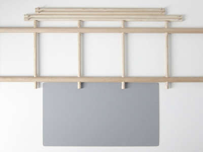 Scaffolding-Inspired Shelfing