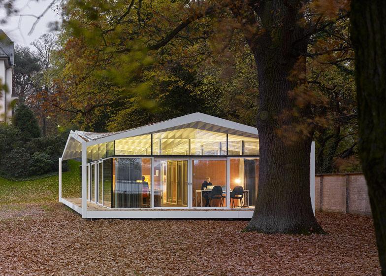 Scenic Study Pavilions
