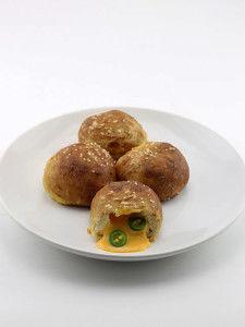 Spicy Pretzel Balls