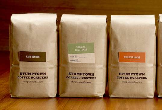 Compartmental Brew Branding Stumptown Coffee Roasters