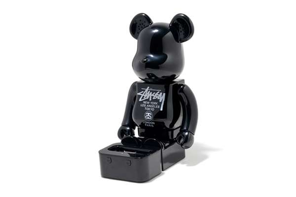 Stussy x Medicom Toy Speakers
