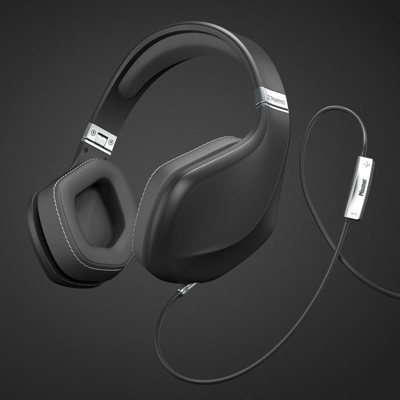 Automobile-Inspired Headphones