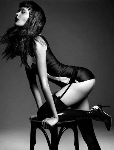 Provocative Vixen Editorials