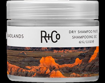 Dry Shampoo Pastes
