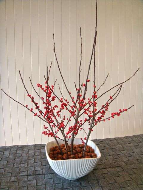 Stylish Holiday Arrangement