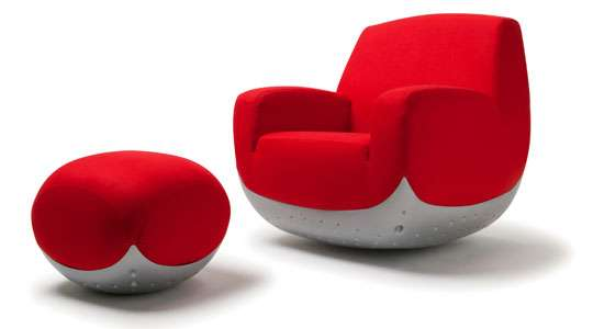 Stylish Rocking Seating