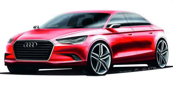 Stylish Sedan Concepts